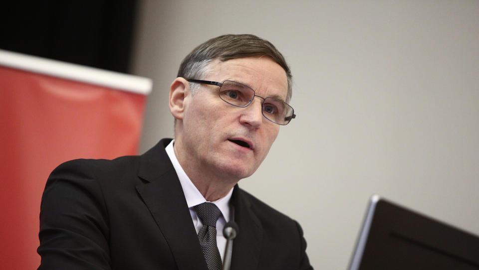 Minister Bertoncelj: letošnji presežek bo znašal 0,55 odstotka BDP