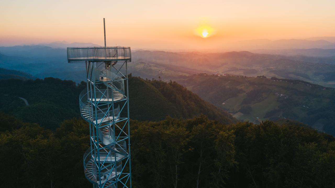 V Podčetrtku širijo ponudbo z razgledno-adrenalinskim stolpom