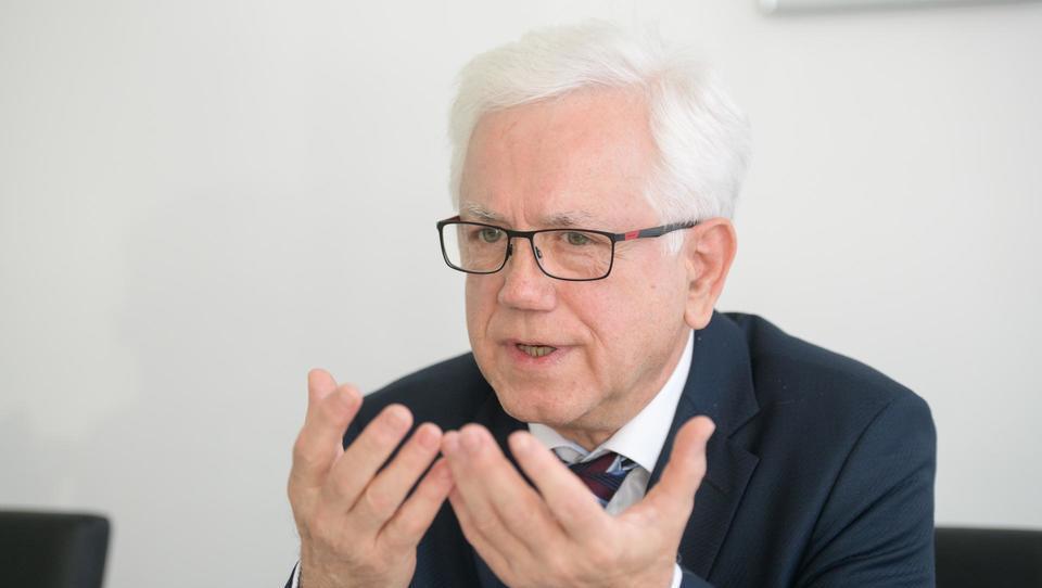 (intervju) Bogomir Strašek, KLS Ljubno: Prihodnost nas zelo skrbi
