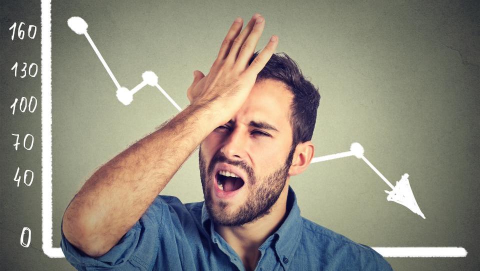 5 finančnih napak, ki jih delamo tudi Slovenci