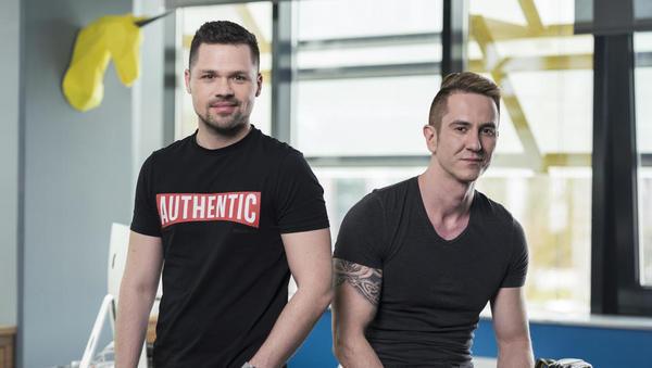 Kdo sta Alan Sumina in Zoran Vučinić, nova hrvaška startupovska milijonarja