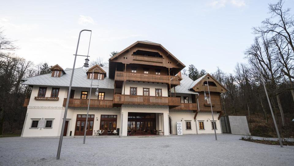 Znamenita Švicarija spet umetnikom