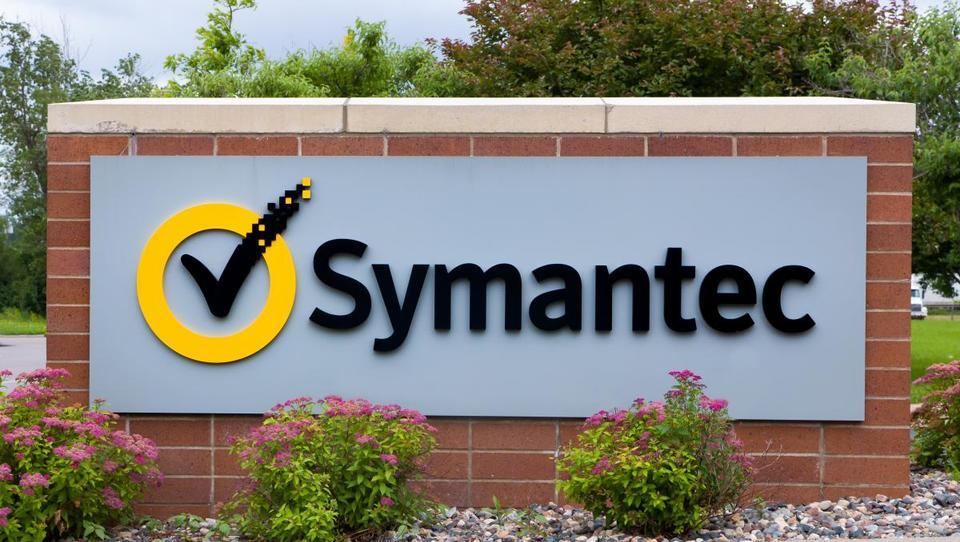 Symantec v milijardni prevzem