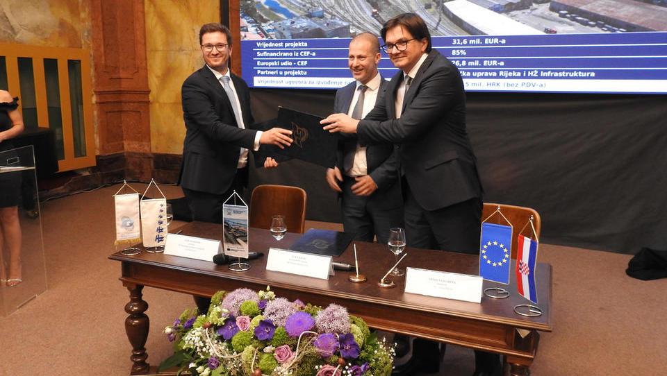 SŽ-Železniško gradbeno podjetje do največjega posla na Hrvaškem