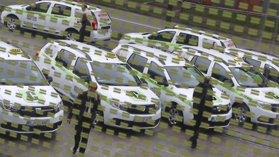 Taksi prevoznik Cammeo po Ljubljani še v Maribor