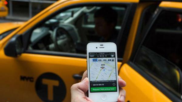 Frankfurtsko sodišče prepovedalo taksi storitve Uber po vsej Nemčiji