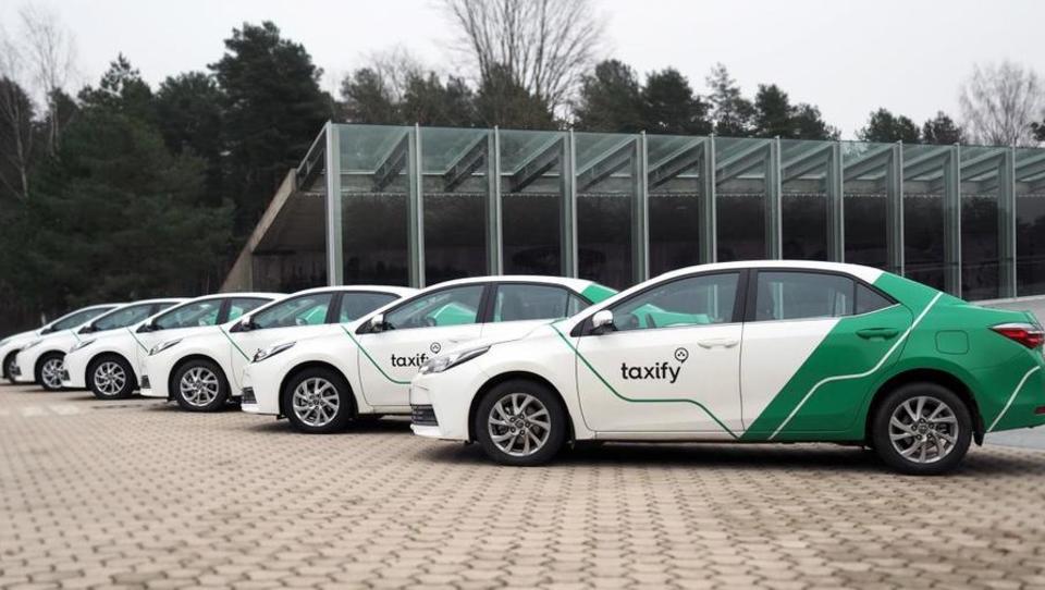 Kitajski Didi Chuxing vstopil v Uberjeva tekmeca Taxify in Careem