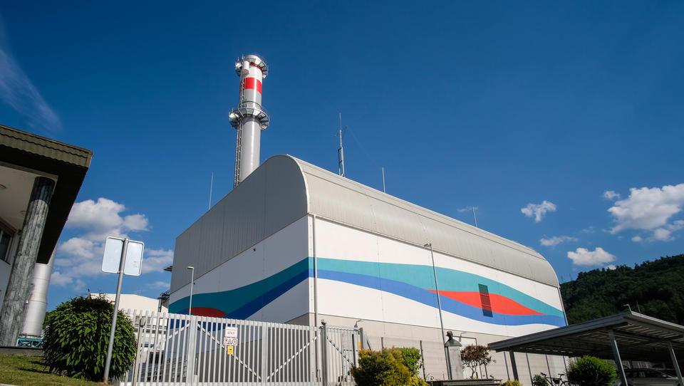 Termoelektrarna Brestanica: sedmi blok gre naprej
