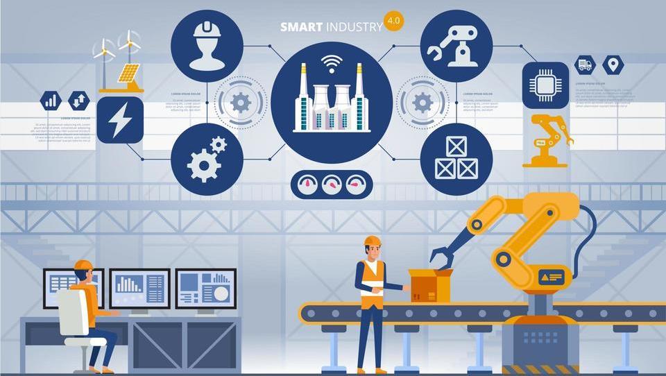 Svetovni trg pametne proizvodnje bo letno rasel skoraj za petino