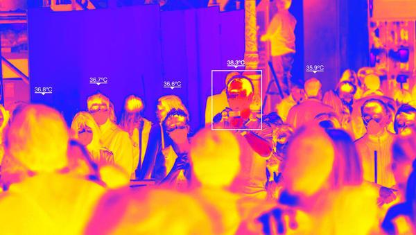 Korupcijsko in varnostno tveganje pri vladni nabavi termokamer za merjenje telesne temperature?