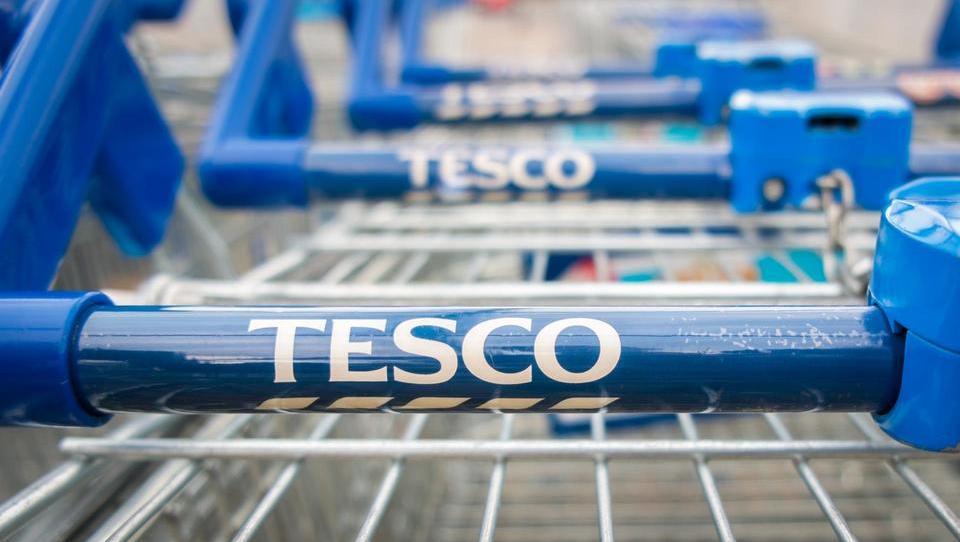 Tesco in Carrefour se združujeta pri nabavi