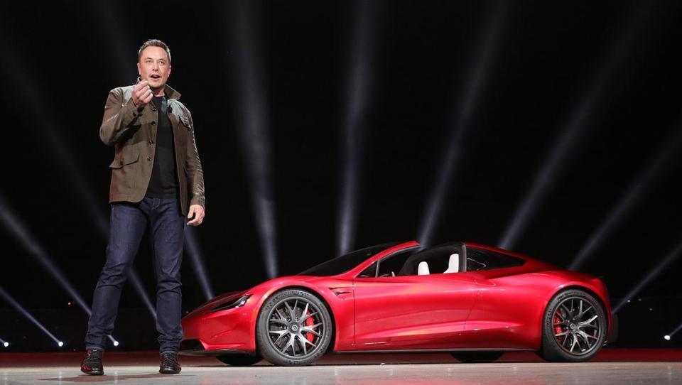 Sanje in realnost Tesle Elona Muska