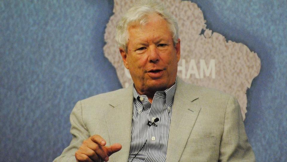 Nobelova nagrada za ekonomijo letos Richardu Thalerju