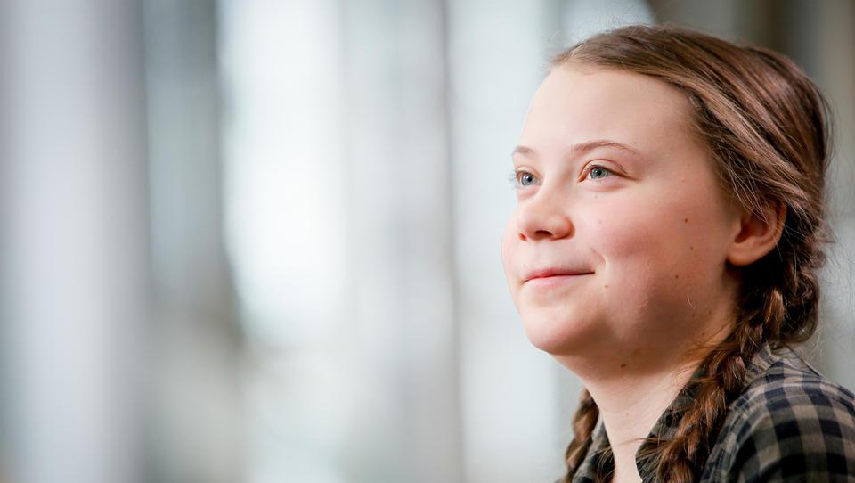 Aspergerjev sindrom mi je pomagal, da sem se zavedela podnebne krize