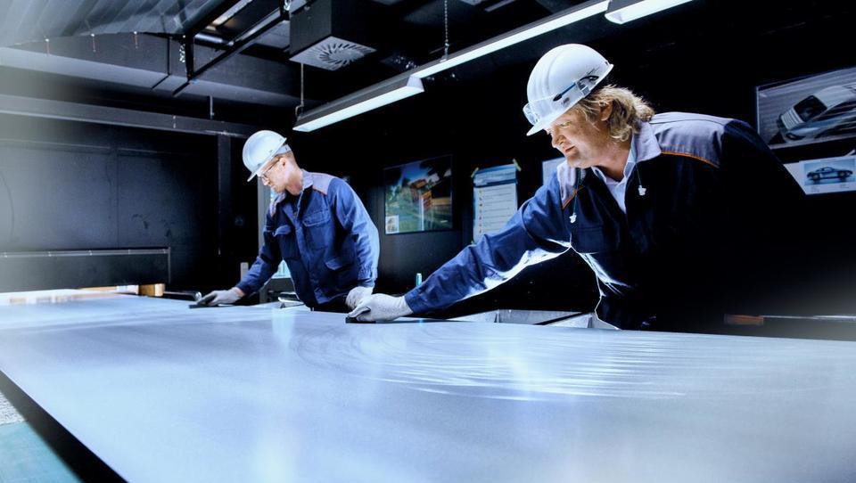 ThyssenKrupp za 1,5 milijarde evrov prodal brazilsko jeklarno