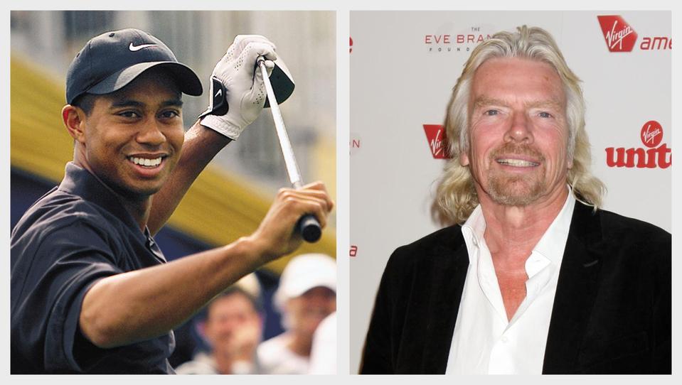 Kako so se od dioptrije poslovili Richard Branson, Tiger Woods in Elton John?