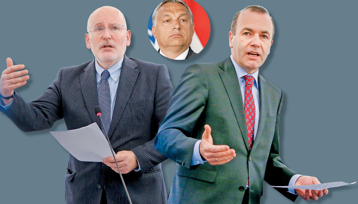 Kdo bo novi juncker in kakšno vlogo ima pri tem Viktor Orban