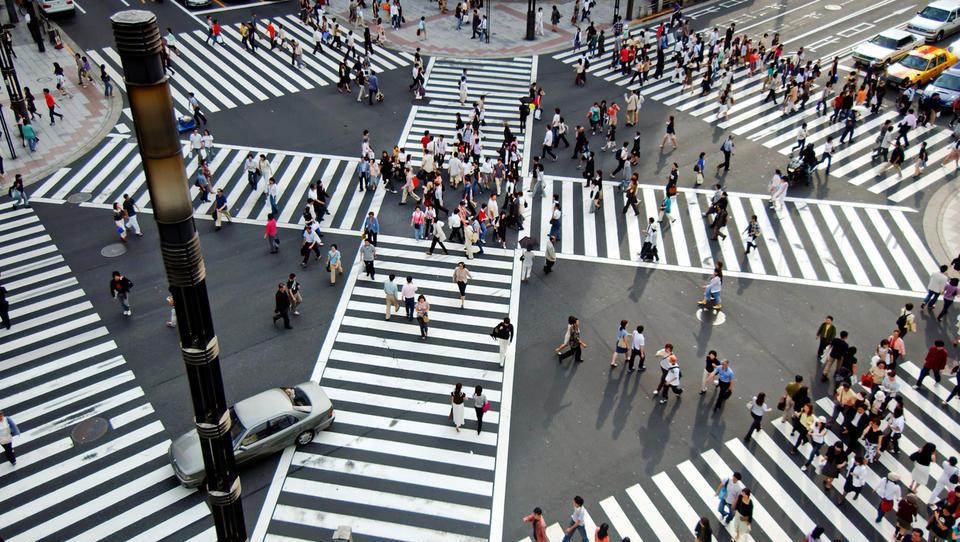 Mobilnost 2030: Pametna mesta so do pešcev in kolesarjev prijazna mesta