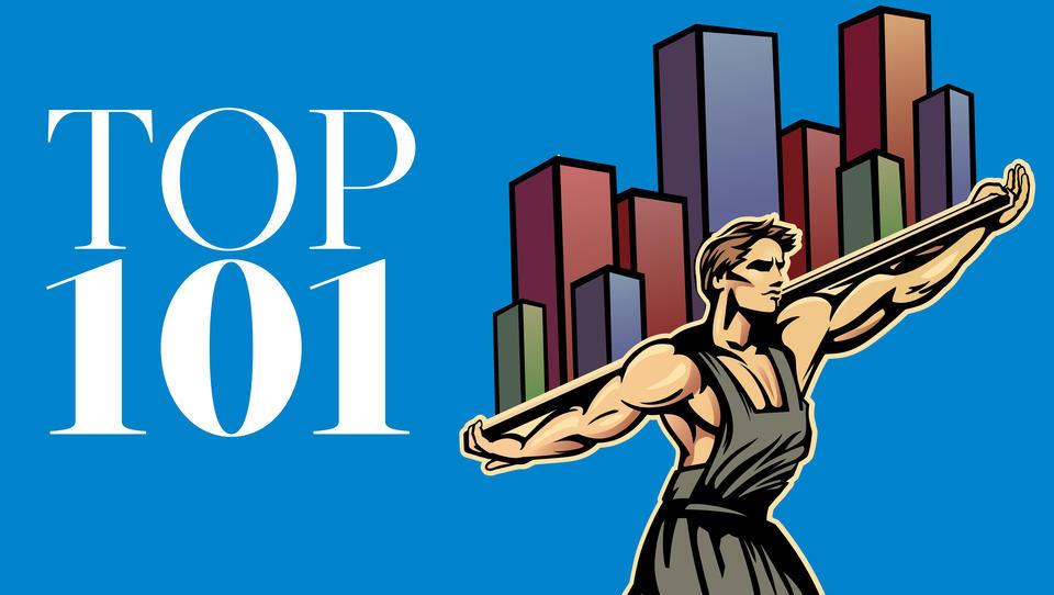 Lestvica TOP 101: To so šampioni slovenskega gospodarstva