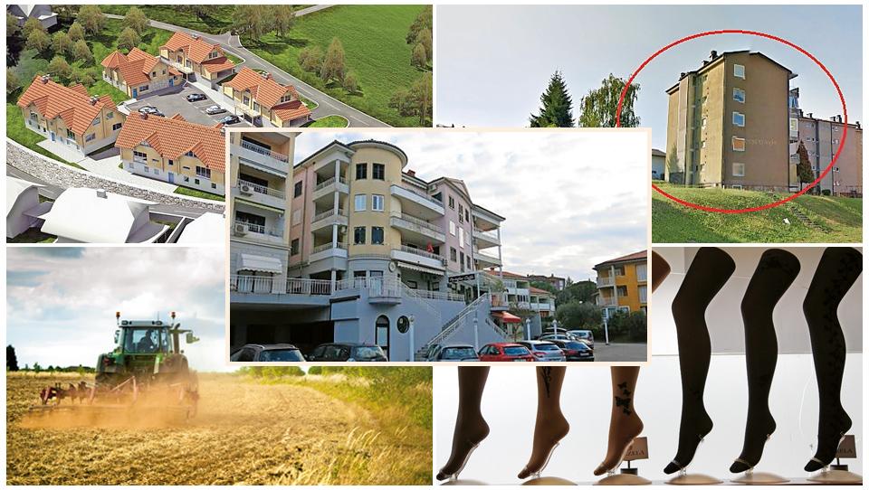 TOP drazbe: apartmaji v Izoli in pod Pohorjem, stanovanje v Postojni, Polzela, traktorji ....