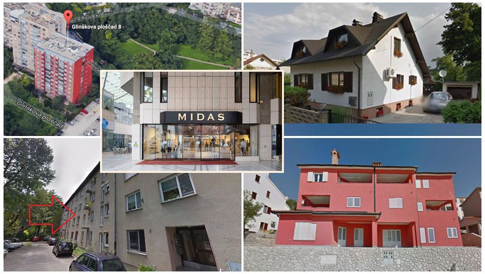 TOP dražbe: stanovanji in prodajalna v Ljubljani, hiša v Mariboru in apartma na Hrvaški obali