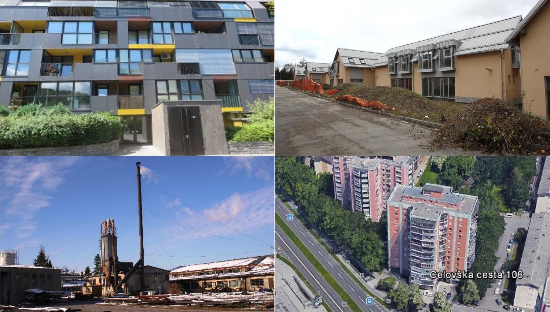 TOP dražbe: Stanovanje Uroša Ogrina, devet vrstnih hiš v Podpeči, stavbni zemljišči v Vodicah …