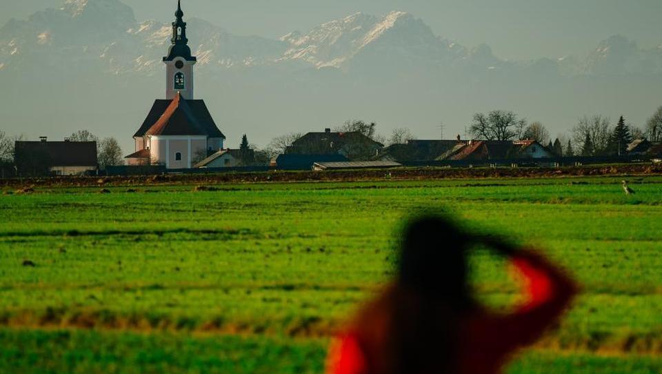 1. mesto: Gorenjska regija (18 občin)