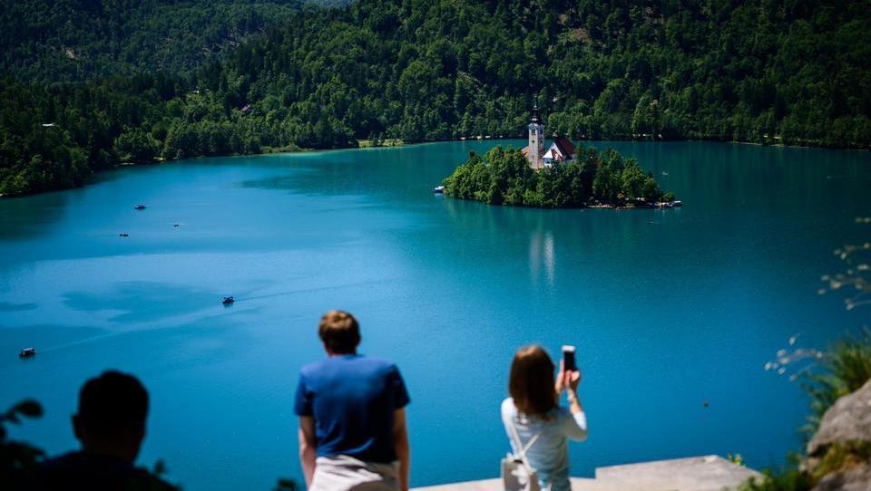 Bled, najsvetlejši turistični biser leta 2017