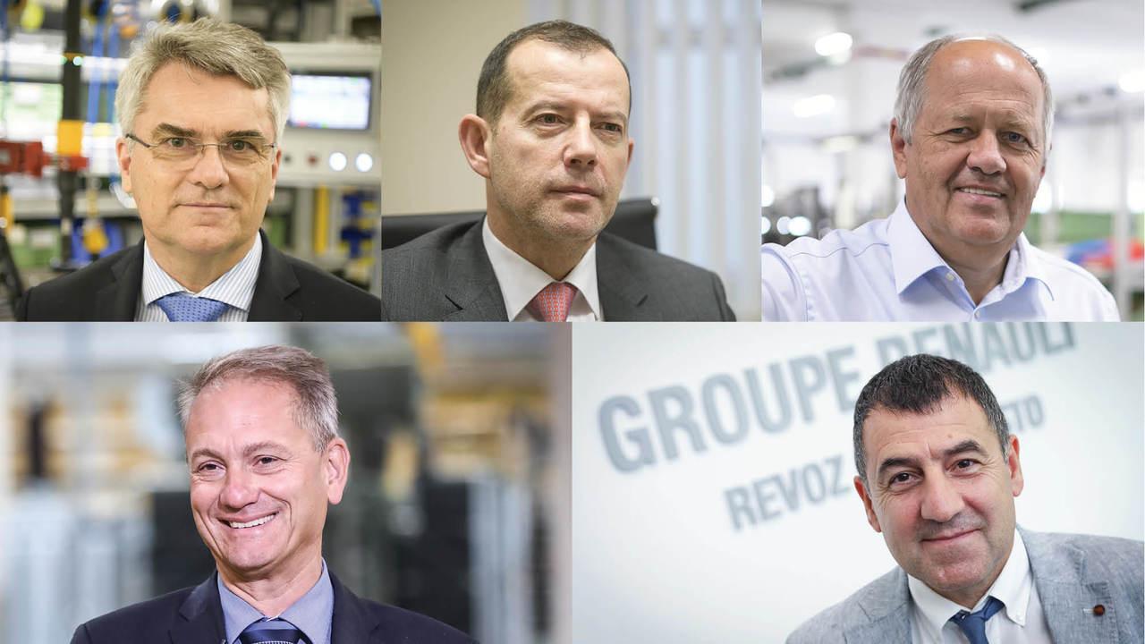 Spoznajte pet finalistov med top slovenskimi izvozniki: kdo bo zmagovalec?