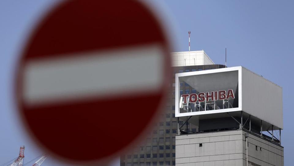 Toshiba v prodajo družinske srebrnine
