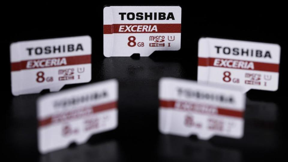 Toshiba bo enoto čipov prodala konzorciju kupcev