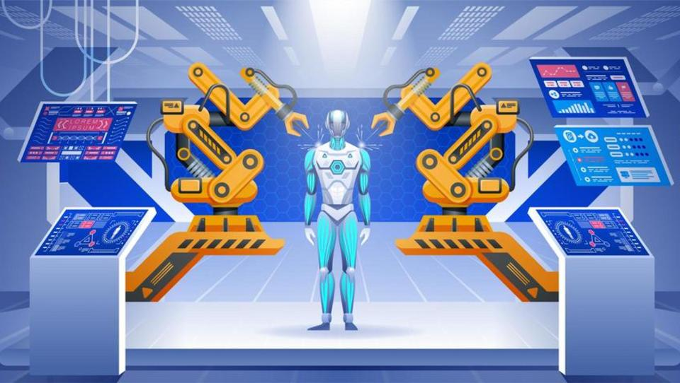 V prihodnjih 20 letih se bo trg robotov pošesteril