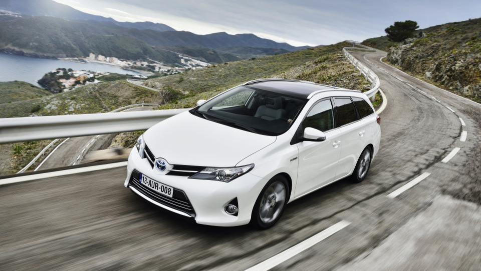 Toyota želi med najboljših 10 v Sloveniji