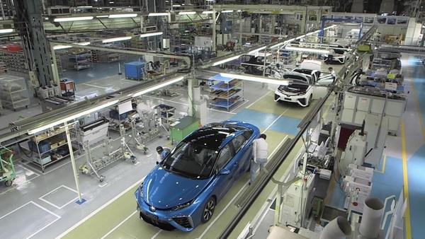 (video) Kako v Toyoti nastaja zelena prihodnost