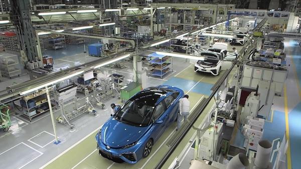 Toyota пытается переосмыслить традиционную концепцию автомобильной фабрики