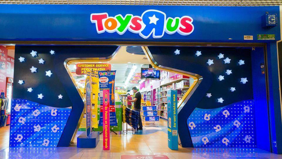 S posojili financiran odkup je spotaknil trgovca z igračami Toys R Us