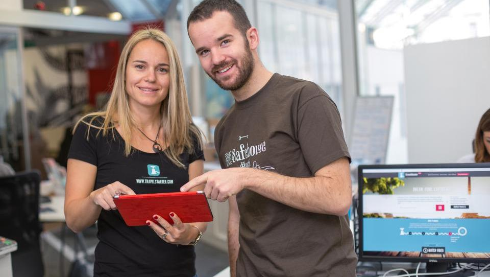 Slovenca postavila platformo za financiranje turističnih projektov