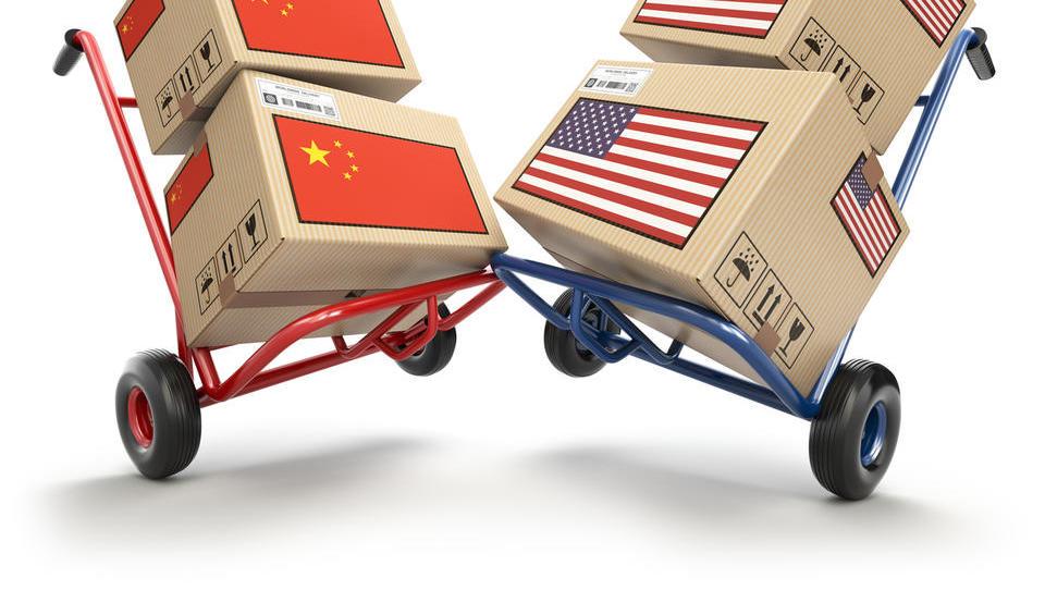 Ameriško-kitajski trgovinski pogovori napovedani za konec meseca