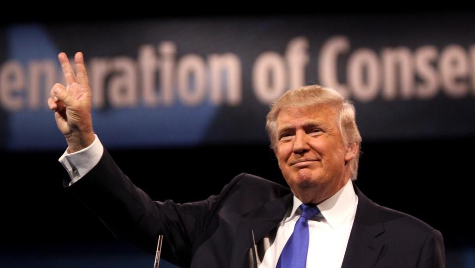 Trump naj bi se skoraj 20 let izogibal plačevanju davkov