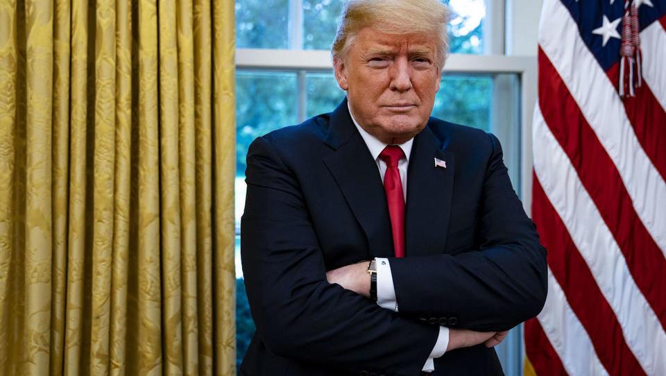 Trump: Če s Kanado ne dosežemo poštenega dogovora, je v Nafti ne bo