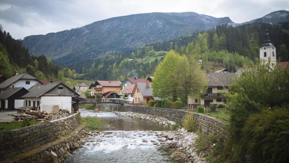 (naj turistične občine) To so slovenski biseri, ki so jih najprej odkrili tuji turisti