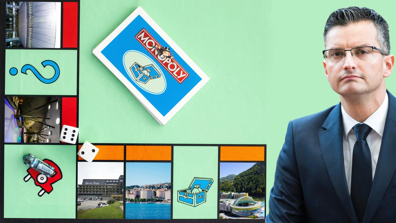 Tekoči posli: Šarčeva vlada v odstopu je potrdila ustanovitev državnega turističnega holdinga. Kdo bo zmagovalec tega?