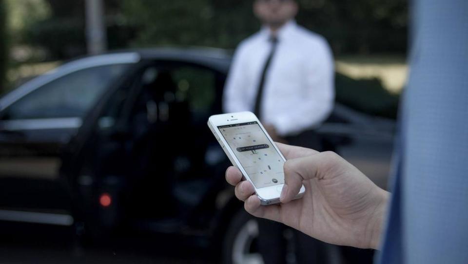 Savdijci z rekordnimi 3,5 milijardami dolarjev podprli Uber