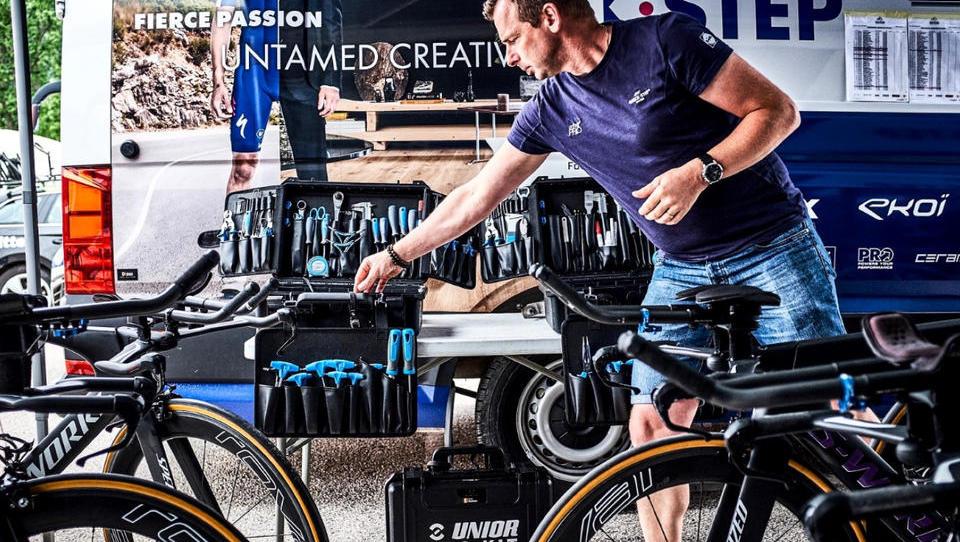 Zreški Unior širi program kolesarskega orodja