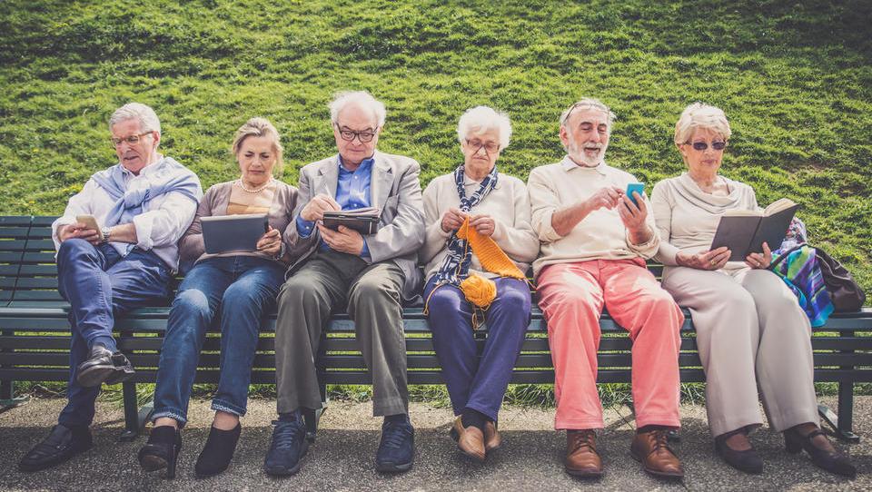 Slovenska demografska slika: staramo se hitreje od Evrope