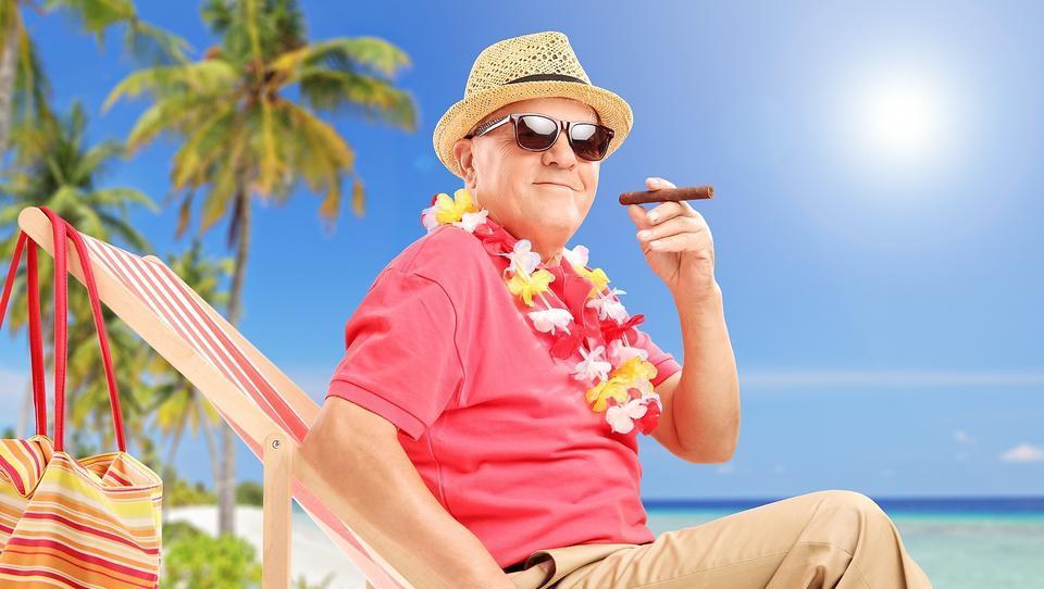 Slovenci v »penzijo« najraje na Hrvaško! Kaj pa eksotika?