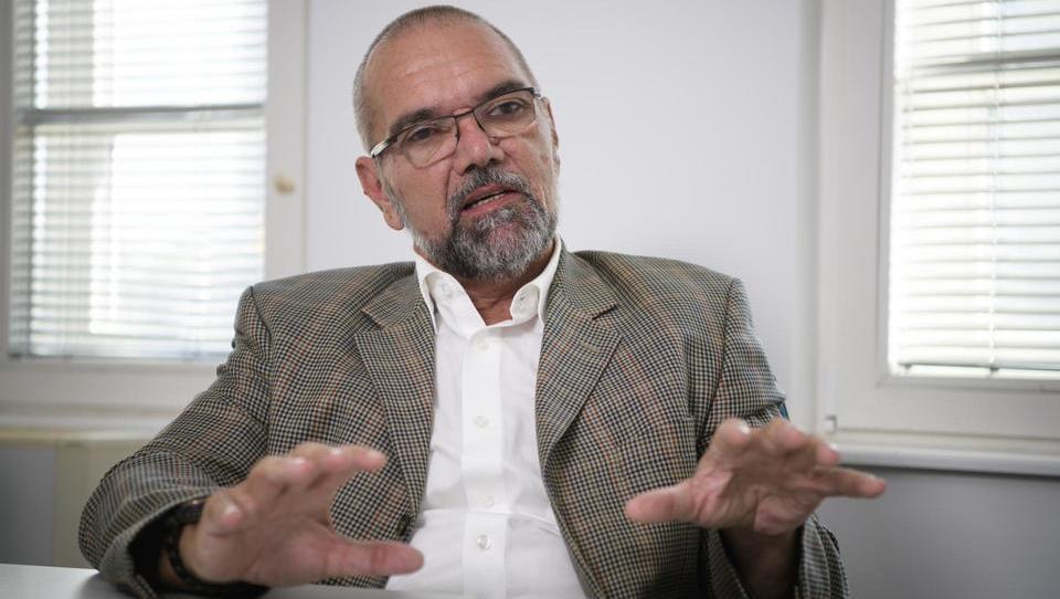 (intervju) Vojmir Urlep, LMŠ: Politiko sem kot menedžer kritiziral, zakaj ji zdaj ne bi pomagal?