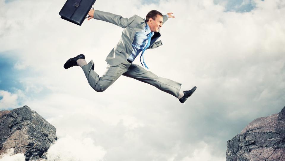 Podjetniki na dobri poti k uspehu