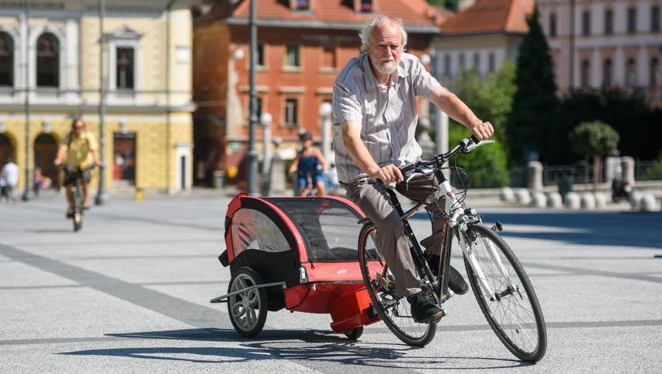 Profesor Vahčič bi vsa vaša kolesa rad naredil električna