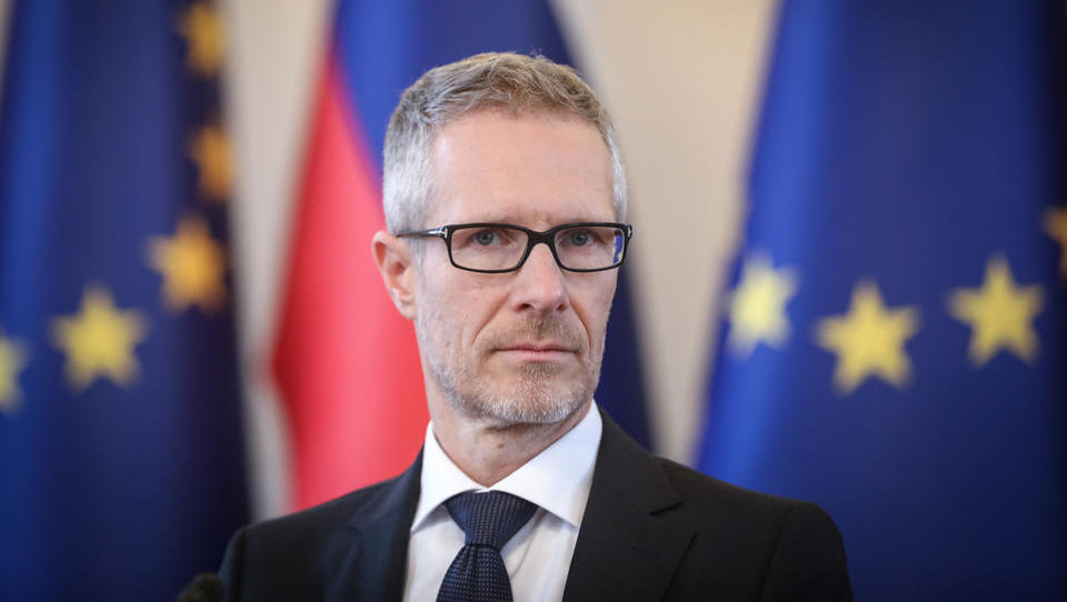 Boštjan Vasle je novi guverner Banke Slovenije